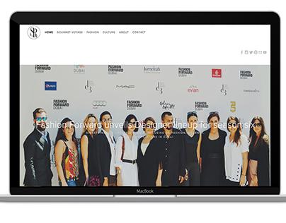 SignetRing Website design