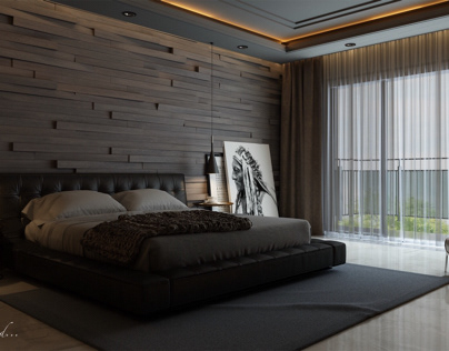 Young bedroom design