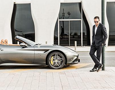 Ferrari: Flavio Manzoni for the Ferrari Book