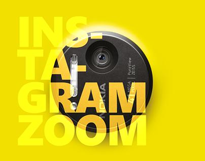Instagram Zoom Nokia / Unreleased project