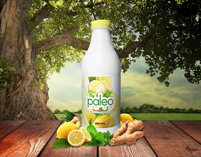 Paleo Drink Label