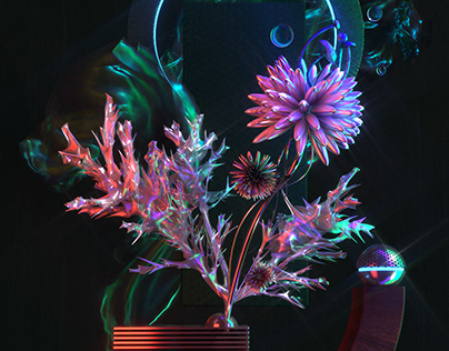 Digital Flora & Fauna
