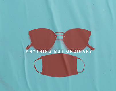 Anything But Ordinary | Poster Project