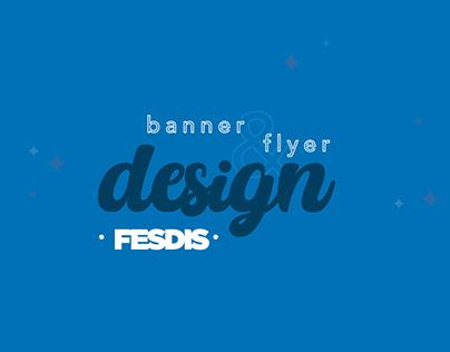 Banner y flyer design Vol. 01