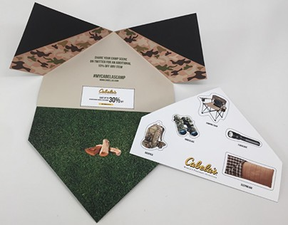 Cabela's Direct Mail