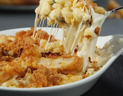 Čili Pica   Mac&Cheese