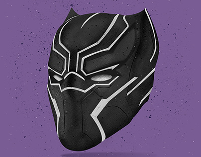 Black Panther / Ancestral Plane Illustration