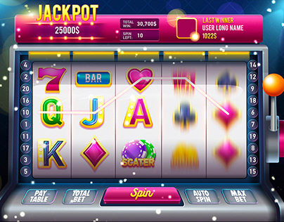 Slot Machine Game Pack for sale