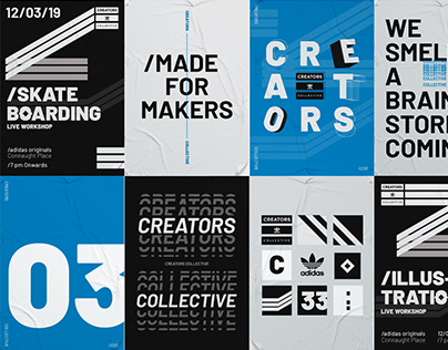 Adidas Creators Collective