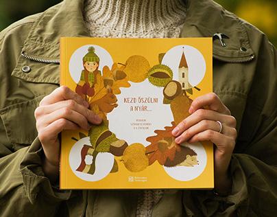 Autumn is here - Schoolbook I.