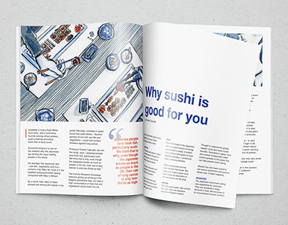 Why Sushi Is Good For You Editorial