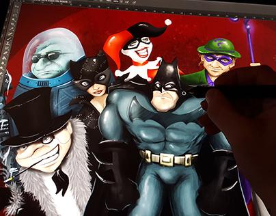Batman & Pals