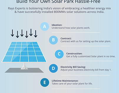 Rays Experts- Build Your Own Solar Park Hassle-Free