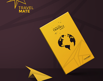 TRAVEL MATE (travelling journal)