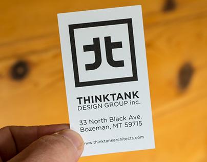 THINKTANK Logo Refresh