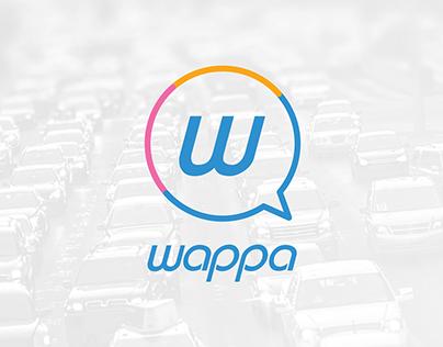Aplicativo Wappa - Branding