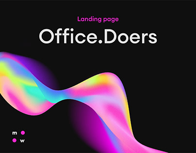 Office.Doers landing page