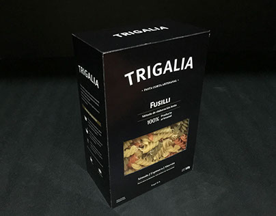 Packaging | Pasta Corta Trigalia