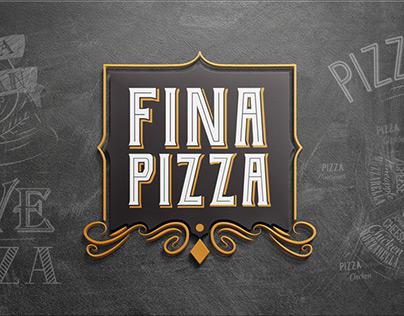 Fina Pizza - Logo, Site, Impressos e Redes Sociais