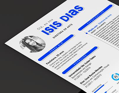 Currículo Isis
