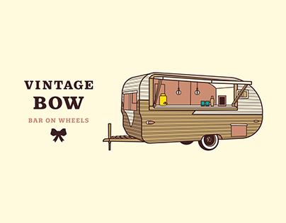 Vintage Bow Logo