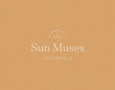 The Sun Muses - logo design