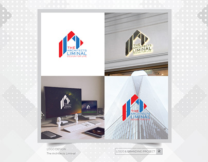 The Architects Liminal Logo Design