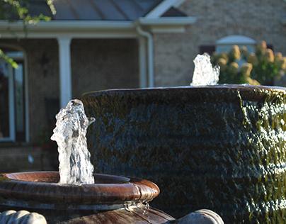 fountain high shutter speed