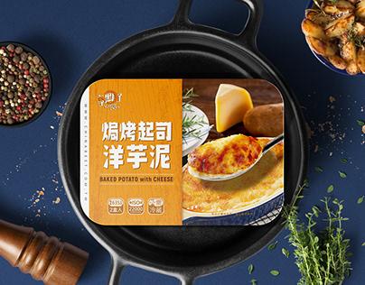 Costco 享點子焗烤起司馬鈴薯泥