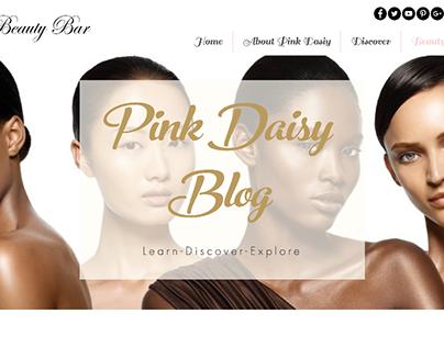 Pink Daisy Beauty Bar