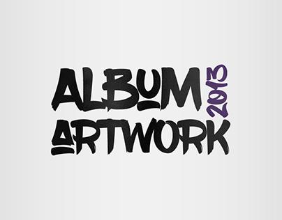 Album Artwork 2013