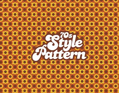 Seamless 70s Style Pattern - Adobe Illustrator Tutorial