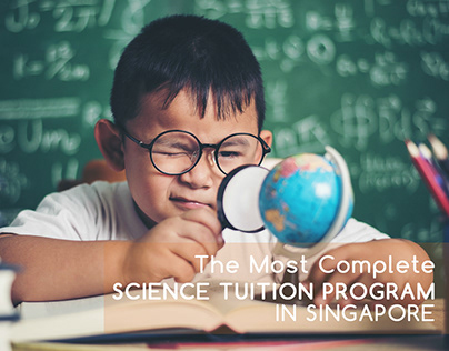 Science Page Website