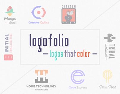 Logofolo - logos that color