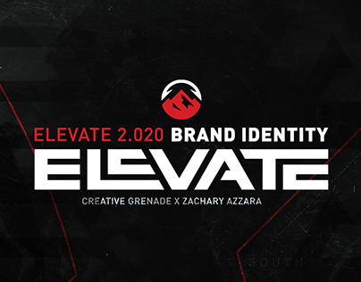 Elevate 2.020 Brand Identity