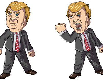 Polimon A game about politician with Pokemon style