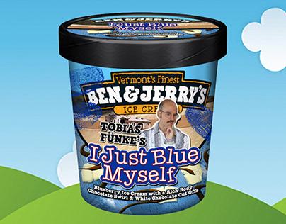 Pop Culture Ice Creams