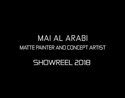 DMP SHOWREEL 2018