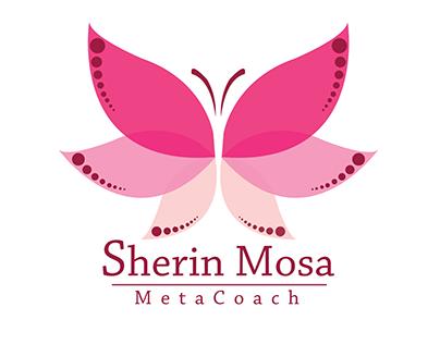 meta coach-logo design and business card