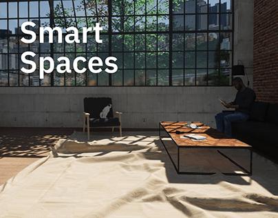 SMART SPACE | For Ubiquitous Investigation