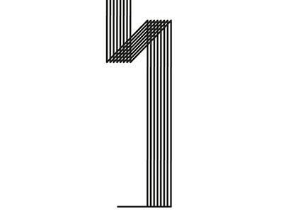 #36daysoftype positive alphabet