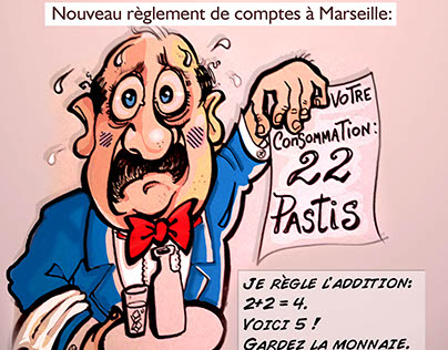 Nouveau règlement de comptes à Marseille: