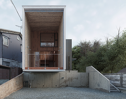 FlyOut House