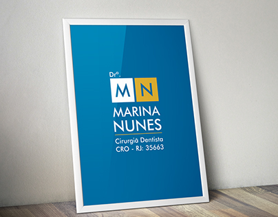 Drª. Marina Nunes - Cirurgiã Dentista