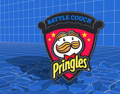 Pringles — Twitch Gaming Couch