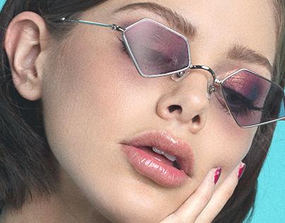 Bonnie Clyde® Eyewear | Eva | Beauty Retouch