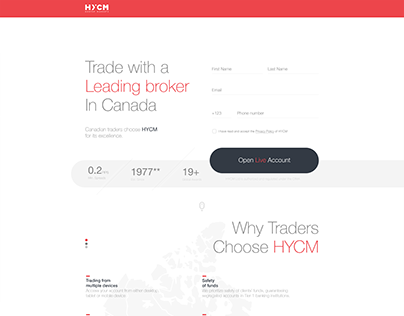 Trading-Related Website