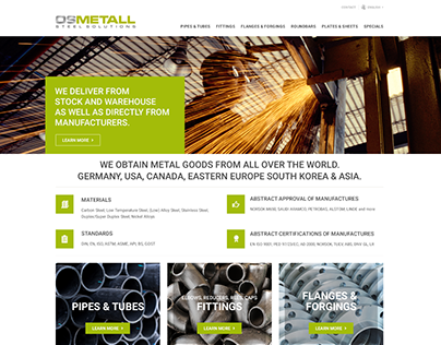 OSMetall Steel Solutions