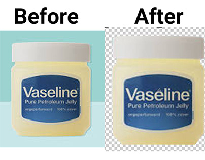Background Remove/Clipping Path