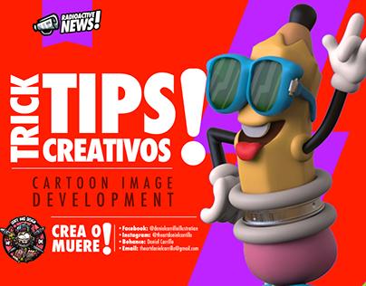 Creative pencil 3D